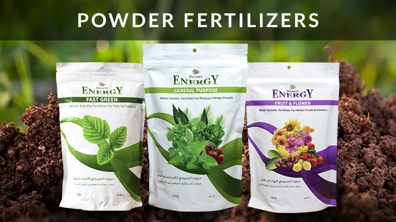 Most Popular Powder Fertilizers