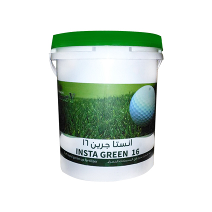 Insta Green 16 Fertilizer Bucket for Golf Courses