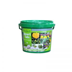 Slow Release Fertilizer Tablet Bucket for the Plants