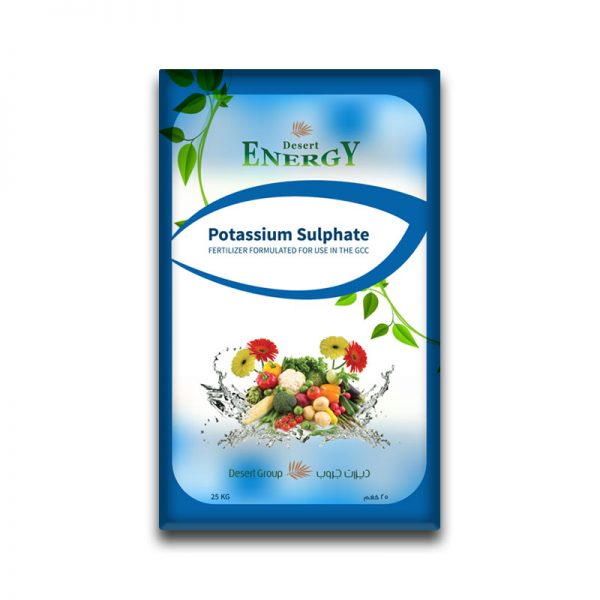 Potassium Sulphate Fertilizer for Fruits and Flowers